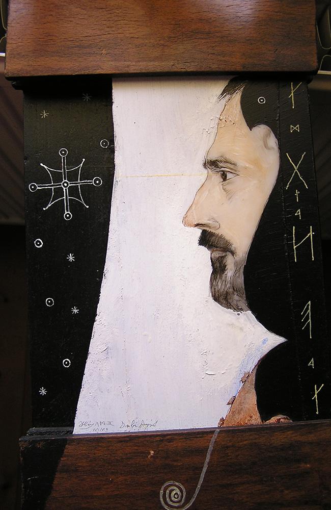 Hús Zoltán festménye